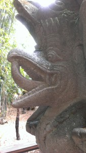 カンボジア像