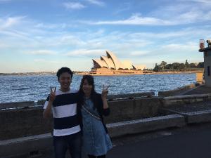最 後 シドニー