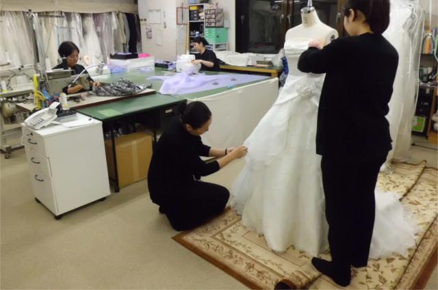 フルオーダーのウエディングドレスが持つ魅力