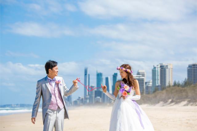 結婚式をオーストラリア・ニュージーランドのリゾートでお考えならサポート体制が充実した「オースティ」へ~海外でお二人らしい結婚式を~