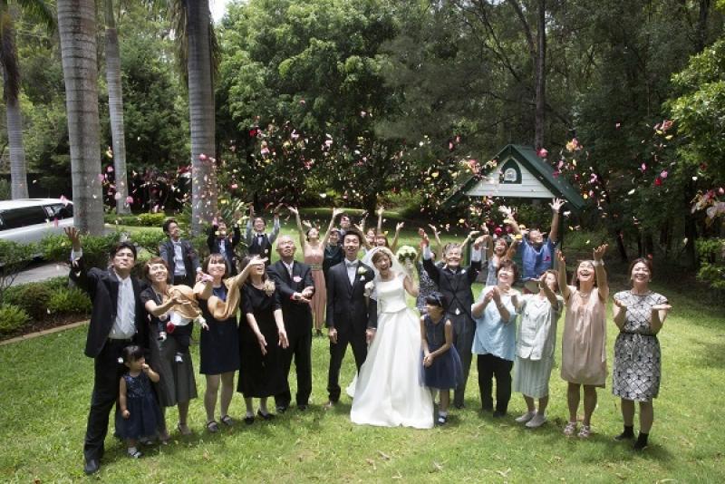 オーストラリア・ニュージーランドのチャペル・結 …